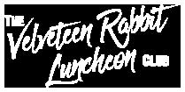 The Velveteen Rabbit Luncheon Club Logo