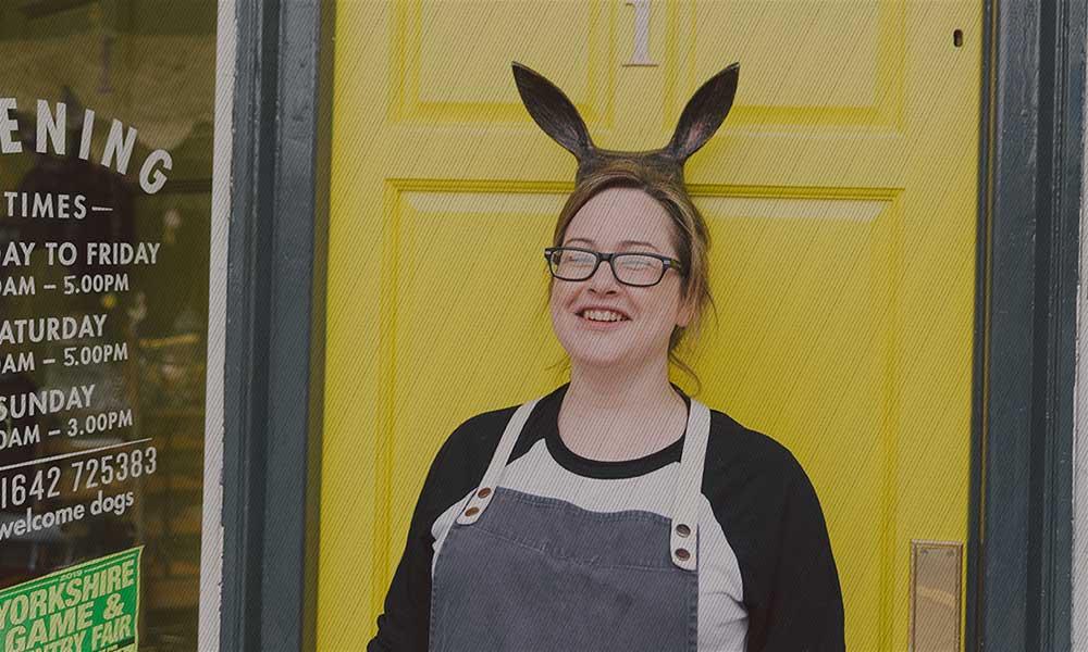 Velveteen Rabbit Luncheon Club - Kirsteen