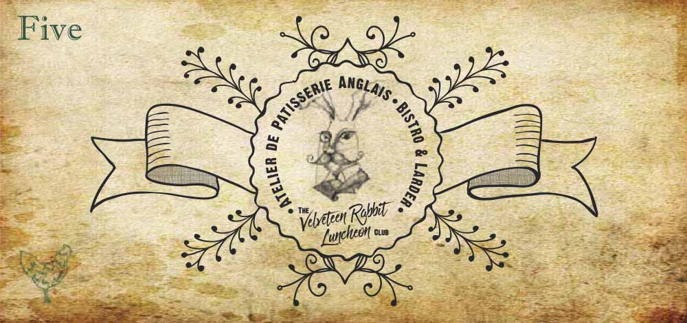£5 Gift Voucher to Spend at The Velveteen Rabbit Luncheon Club in Great Ayton